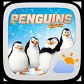 Penguins Of MG Weather Widget