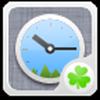 GO Clock Widget أيقونة