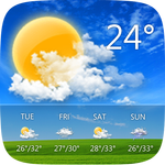 GO Weather - Widget, Theme, Wallpaper, Efficient APK