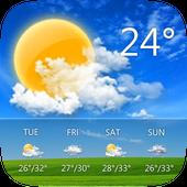 GO Weather - Widget, Theme, Wallpaper, Efficient icon