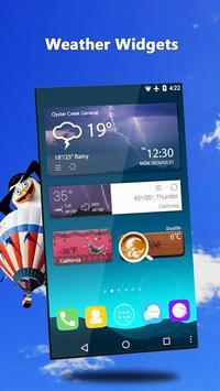 GO Weather - Widget, Theme, Wallpaper, Efficient screenshot 7