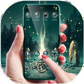 Magic Launcher Theme icon