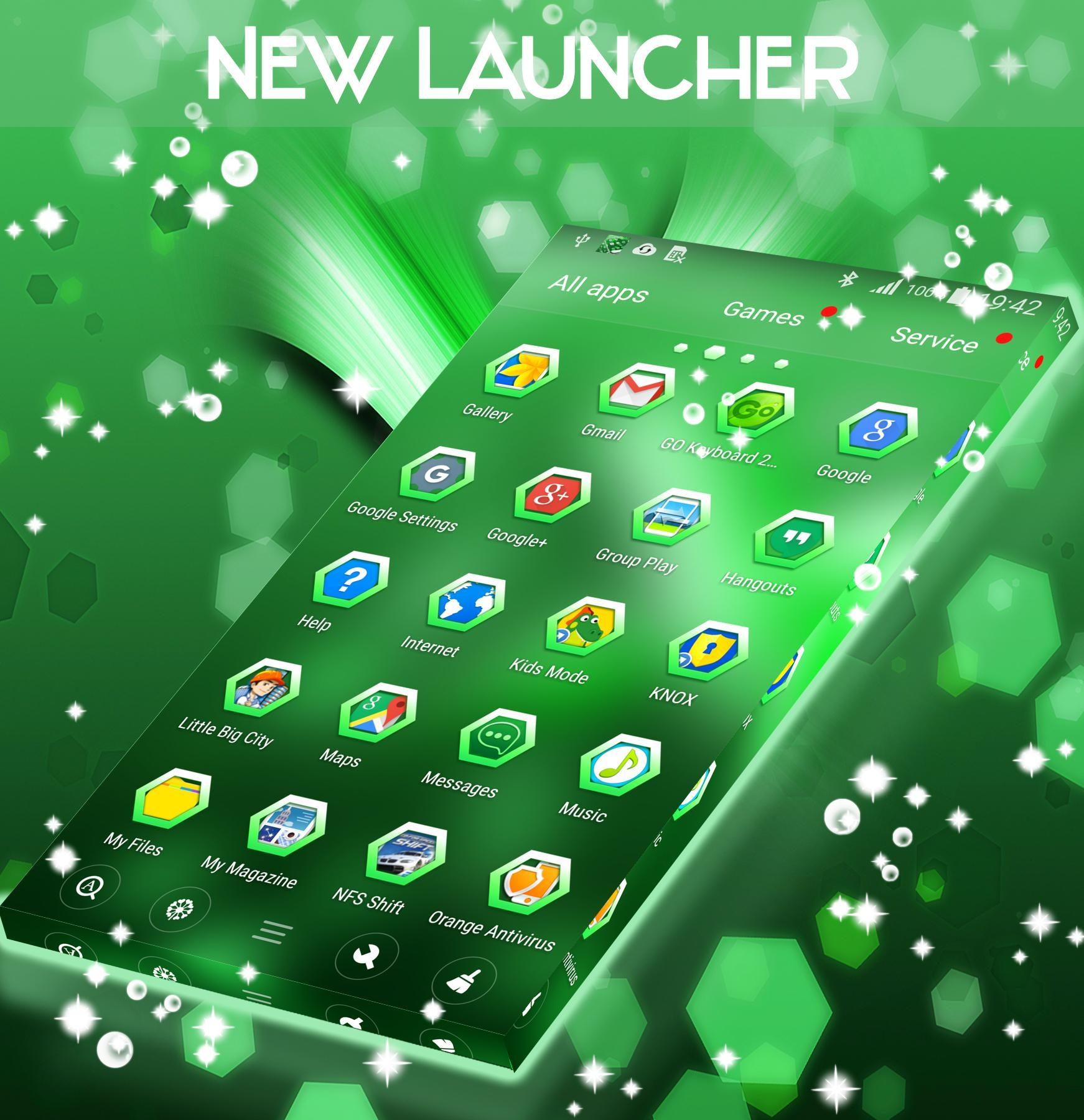 New Launcher for Android - APK Download