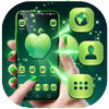Green Apple Launcher Theme icon