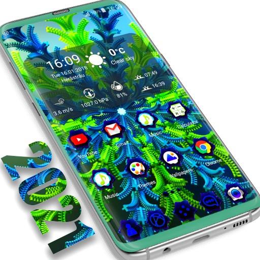 Apps Launcher Theme 2021