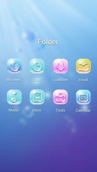 Bubble GO Launcher Theme screenshot 3