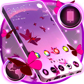 Butterfly Launcher Themes icon