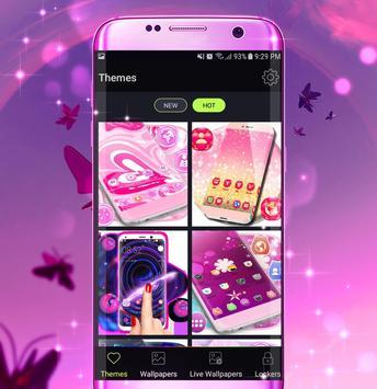 Butterfly Launcher Themes screenshot 4