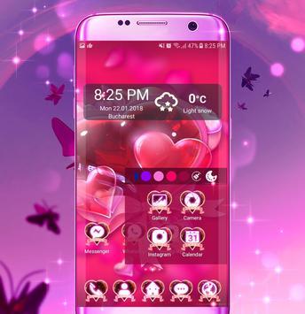 Butterfly Launcher Themes screenshot 2