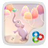Elephant GO Launcher Theme 图标