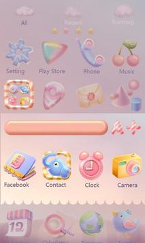 Elephant GO Launcher Theme screenshot 2