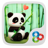 Panda GO Launcher Theme icon