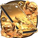 Rose Gold Launcher Thema APK
