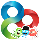 GO Launcher - 3D parallax Themes & HD Wallpapers APK Android