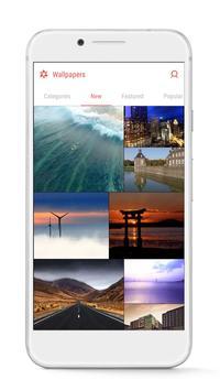 GO Launcher2016 Tema Wallpaper imagem de tela 6