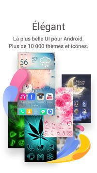 GO Launcher-Thèmes Affiche
