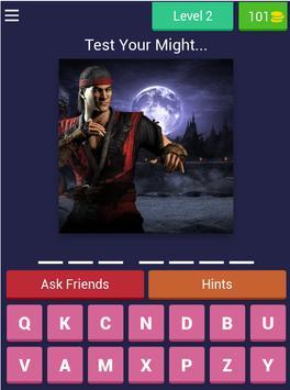 Mortal Kombat Quiz screenshot 10