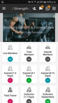 Motiv8 Strength & Fitness Zone poster