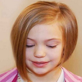 the latest girl's hairstyles icon