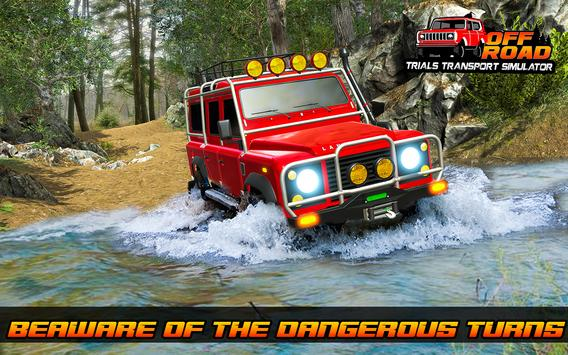 Extreme Offroad Jeep Games screenshot 4