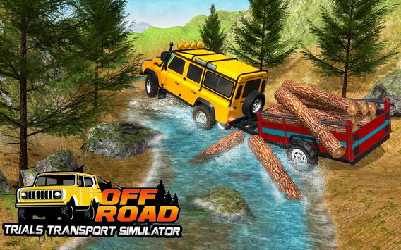 Extreme Offroad Jeep Games screenshot 1