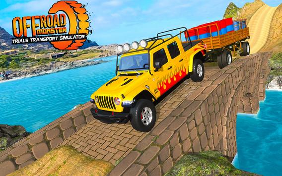 Extreme Offroad Jeep Games screenshot 2