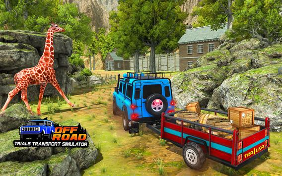 Extreme Offroad Jeep Games screenshot 3