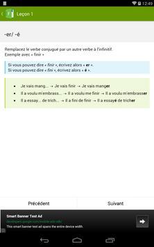 Améliorez votre français ! capture d'écran 7