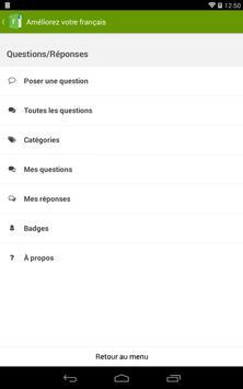 Améliorez votre français ! capture d'écran 10