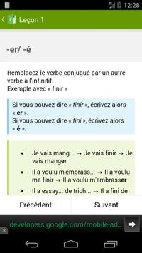 Améliorez votre français ! capture d'écran 1