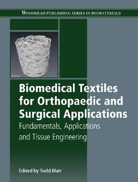 Biomedical Textiles For Orthopaedic & Surgical poster