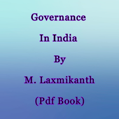 Governance In India - M. Laxmikanth (Pdf Book Eng) icon