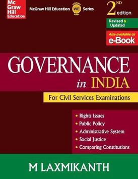 Governance In India - M. Laxmikanth (Pdf Book Eng) poster