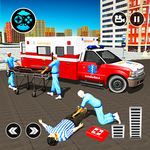 911 Ambulance City Rescue: Emergency Driving Game APK