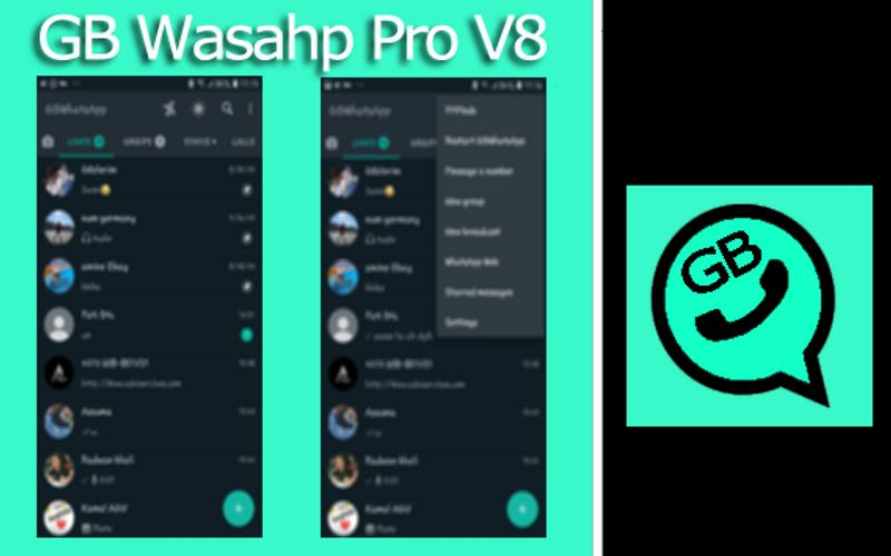 Gb Wasahp Pro Plus V8 2021 For Android Apk Download