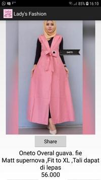 Lady's Fashion Tanah Abang screenshot 2