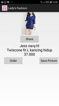 Lady's Fashion Tanah Abang screenshot 4