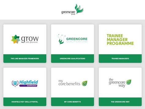 Greencore Browser screenshot 2
