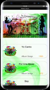 canciones d julio iglesias screenshot 1