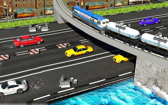 محاكي قطار النفط: ألعاب قطار مجانية 2021 تصوير الشاشة 7
