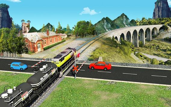 محاكي قطار النفط: ألعاب قطار مجانية 2021 تصوير الشاشة 8