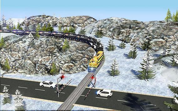 محاكي قطار النفط: ألعاب قطار مجانية 2021 تصوير الشاشة 1