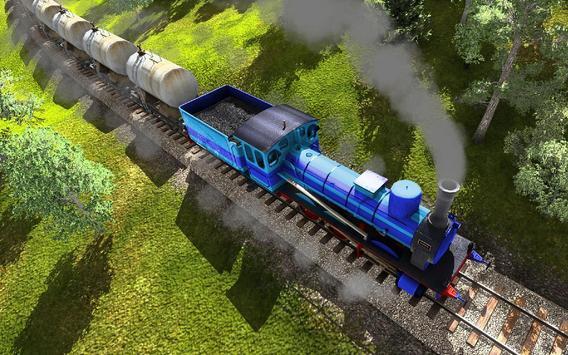 محاكي قطار النفط: ألعاب قطار مجانية 2021 تصوير الشاشة 13