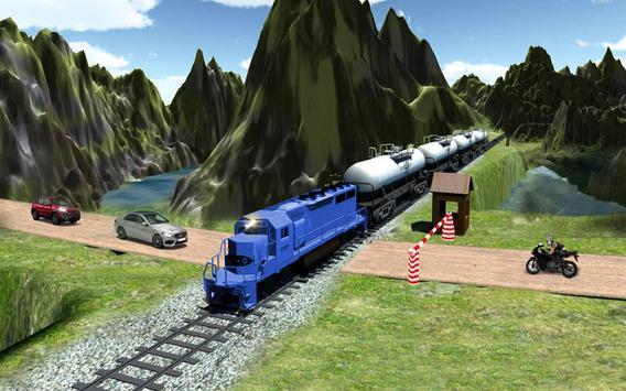 محاكي قطار النفط: ألعاب قطار مجانية 2021 تصوير الشاشة 6