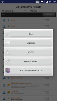 Message and Call Tracker screenshot 3