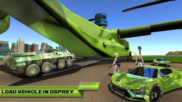 US Army Car Transport Cruise Ship Simulator 2019 screenshot 2