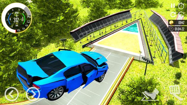 Beam Drive Car Crash Simulator 2021: Death Ramp screenshot 12