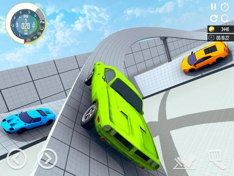 Beam Drive Car Crash Simulator 2021: Death Ramp screenshot 5