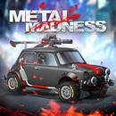 Metal Madness: Juego de disparos de JcJ APK