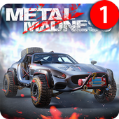 METAL MADNESS PvP: Online Shooter Arena 3D Action icon